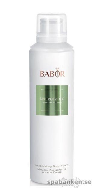 Produkttest: Energizing Body Foam, Babor
