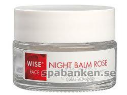Produkttest: Night Balm Rose, Wise Naturkosmetik