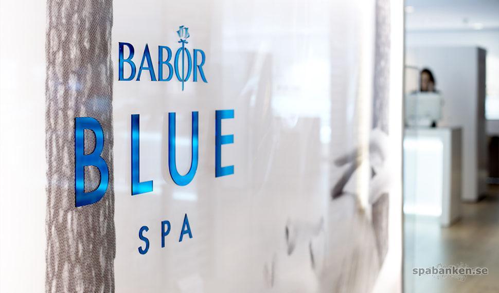 Dagens mission: test av Babor Spa på Lidingö