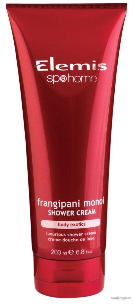 Produkttest: Frangipani Monoï Shower Cream