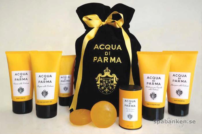 Acqua di Parma nyhet på Grand Hôtel