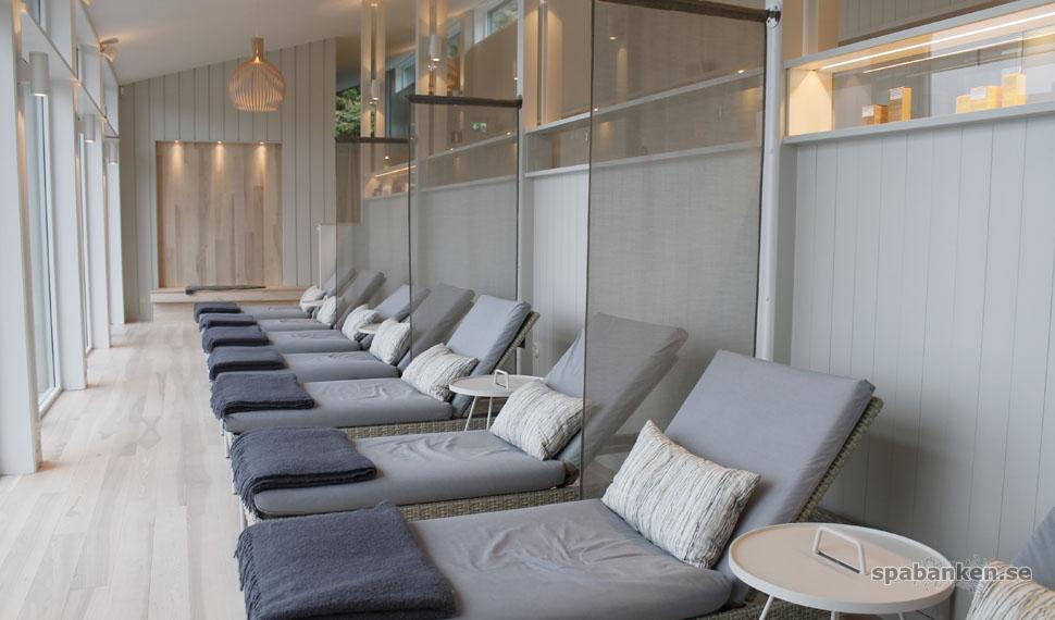 Skepparholmens nya relaxdel