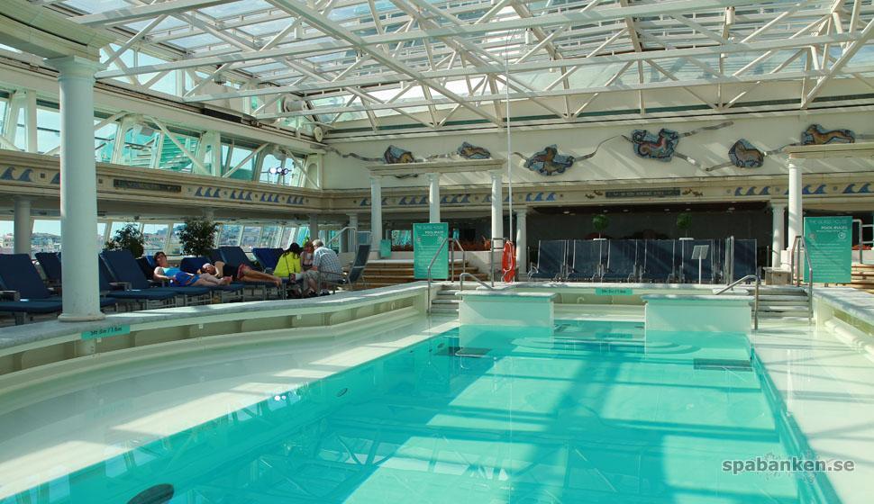 Mina intryck av Oceans Spa, TUI Discovery