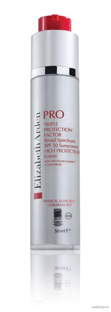Produkttest: Triple Protection Factor, Elizabeth Arden Pro