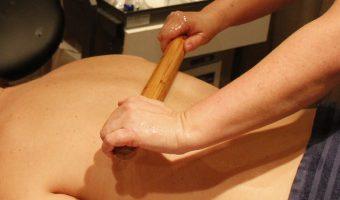 Nyhet! Bamboo massage på Cinderella Spa