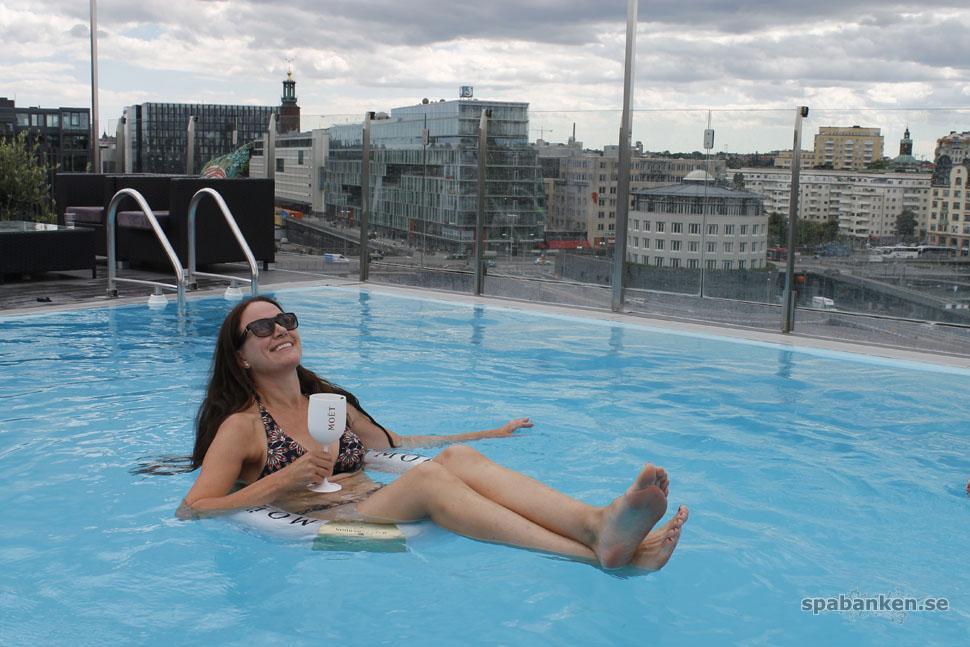 Selma City Spa – med partyfeeling kring poolen