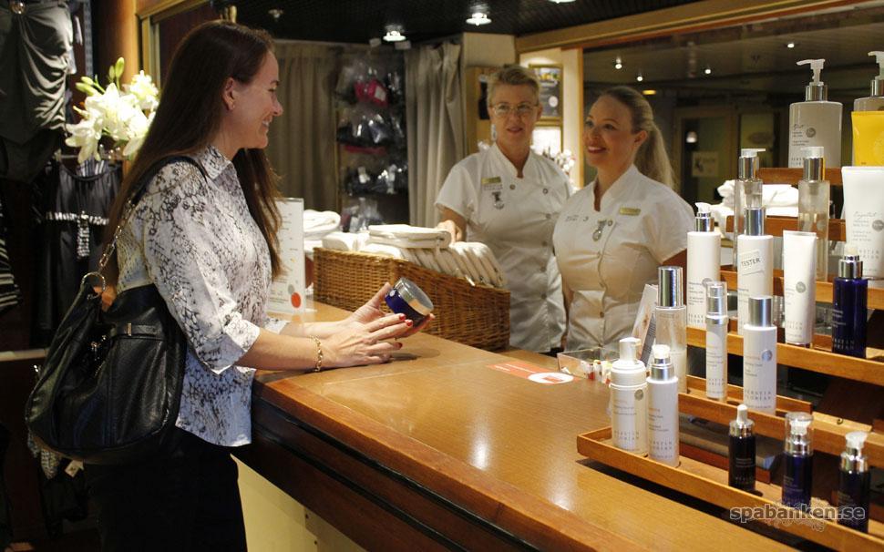 Heidi från Spabanken på Cinderella Spa