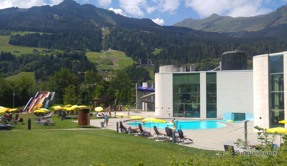 Alpentherme – största badpalatset i Gasteinerdalen