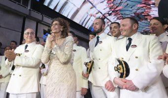 Redo för röda mattan med Sophia Loren