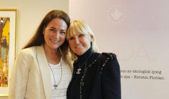 Möte med Kerstin Florian, i kärlekens anda