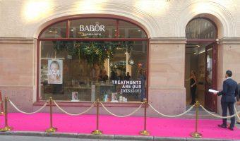 Babor Brand Store – allt om den stora premiärfesten