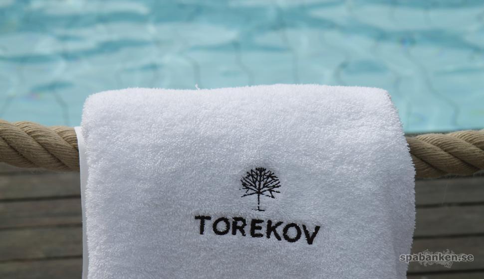 Rosdoftande massage och spanyheter på Torekov Hotell