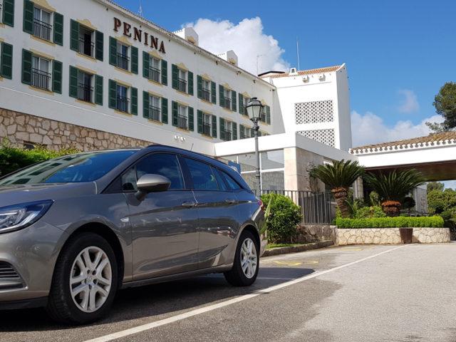 Penina Hotel & Golf Resort; femstjärnigt på Algarvekusten