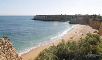 Min aktiva sparesa till natursköna Algarve