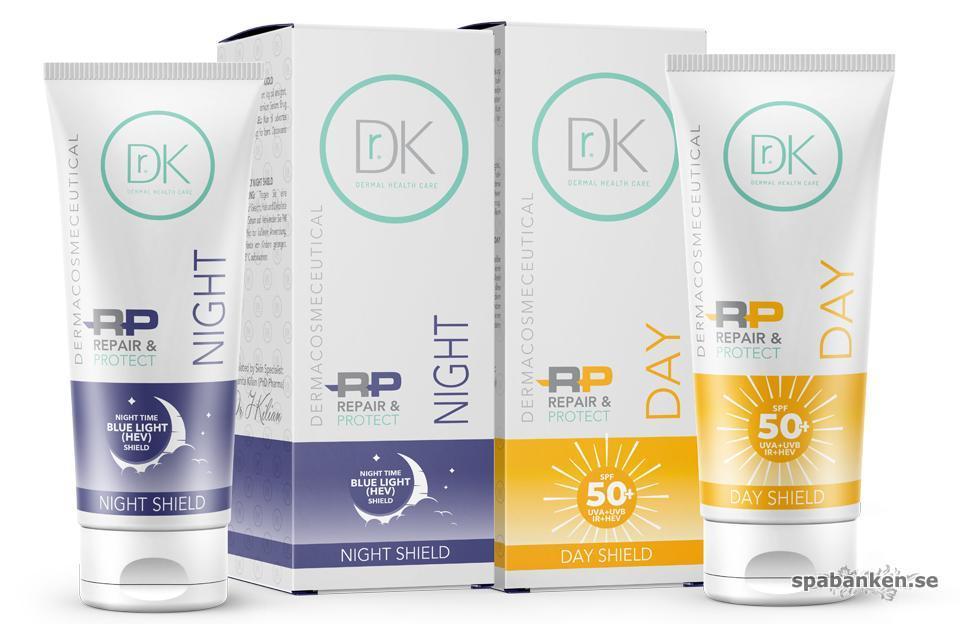 Ny hudvård från Dr K som främjar lycka och sömn