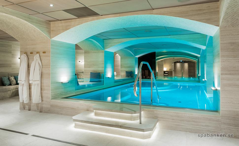 Serenity Spa & Gym – ny del i renoveringen av Hotel Riverton