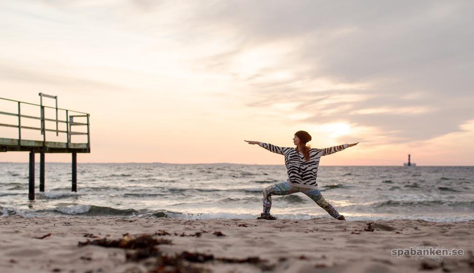 Unik yoga på nya Clarion Hotel Sea U