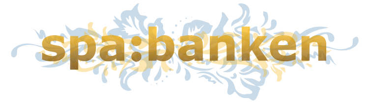 Spabanken logo