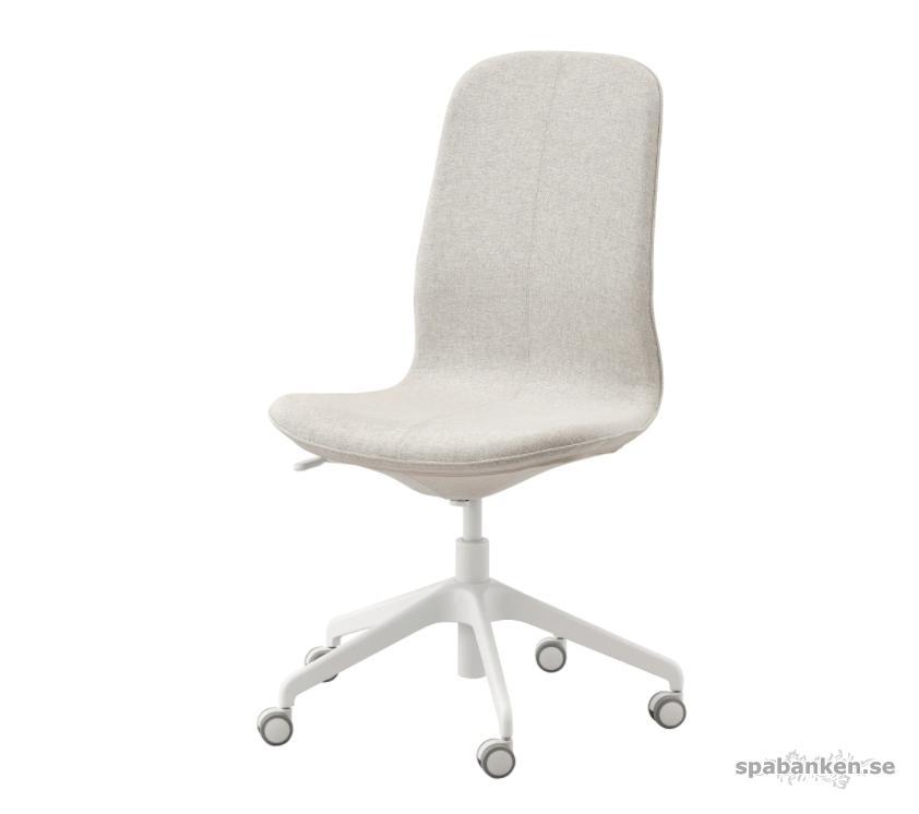 Ikeas kontorsstol Långfjäll. Dålig för ländryggen?