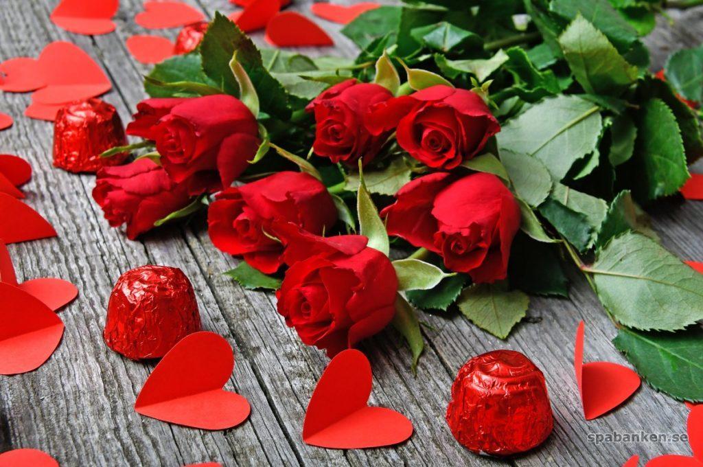 10 tips för ett romantiskt hemmaspa på Alla Hjärtans Dag
