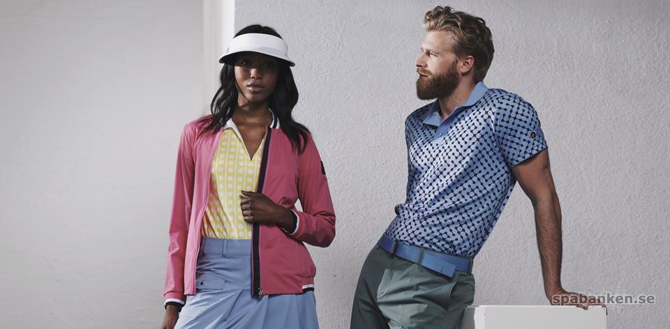 Den nya golfkollektionen från Cross Sportswear för medvetna spelare.