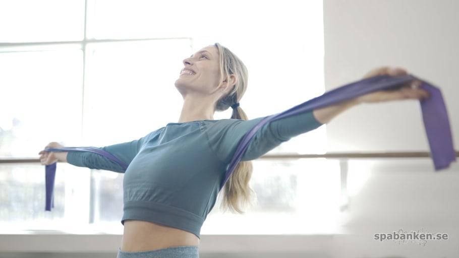 Ny, modern pilatesutbildning i Sverige