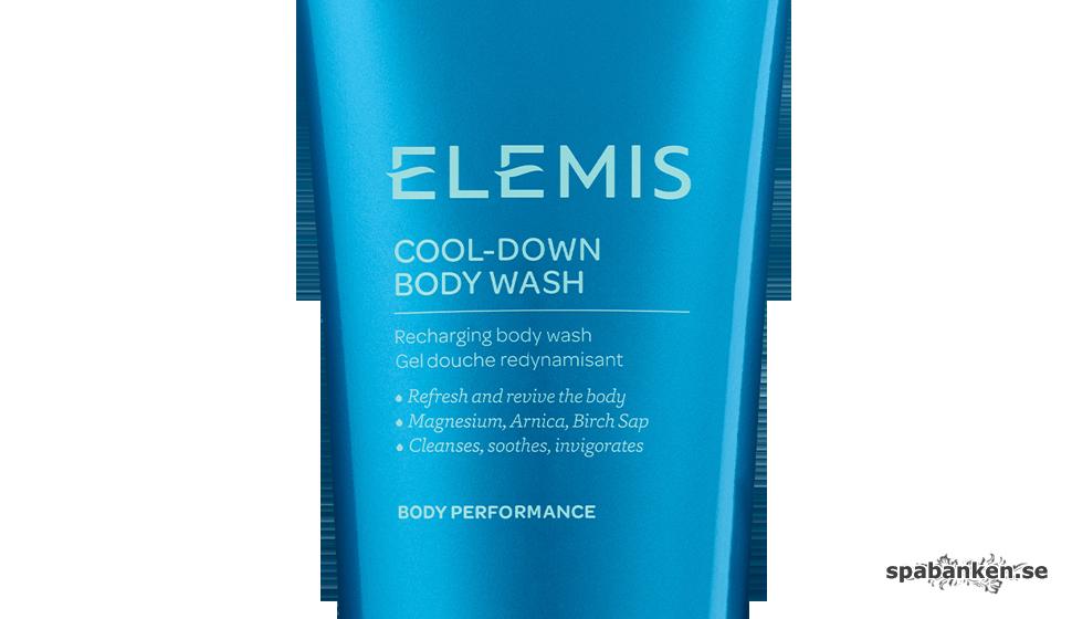 Produkttest: Cool-Down Body Wash från Elemis