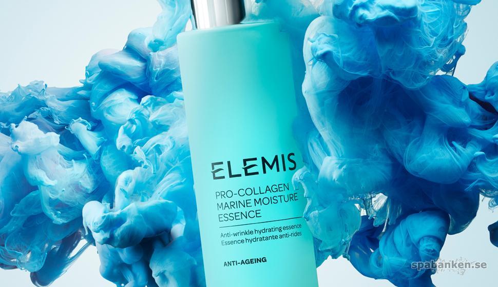 Produkttest: Pro-Collagen Marine Moisture Essence från Elemis