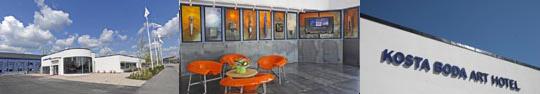 Grundligt test av Kosta Boda Art Hotel