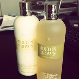 Nyheter från Molton Brown